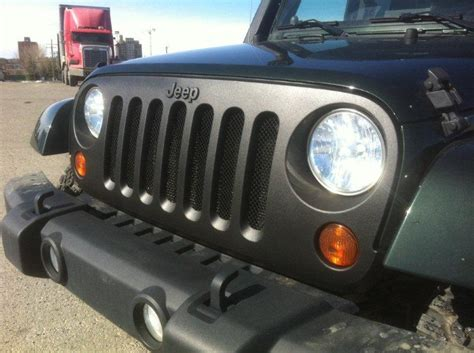 Bed Liner For Jeep Wrangler Bed Liner On Grill Jeeps Canada Jeep Forums