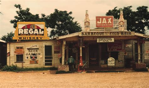 Bar Store File A Cross Roads Store Bar Juke Joint And Gas Station
