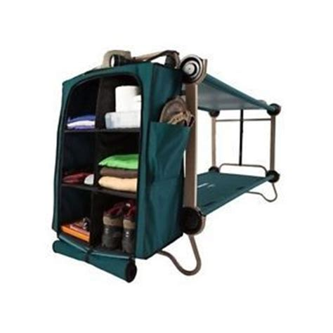 portable bunk beds bunk bed with leg extensions and cabinets cots portable