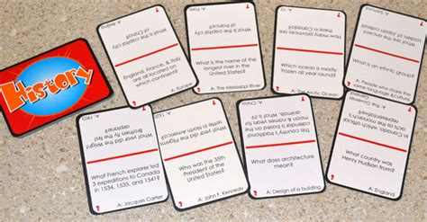 how to make question cards for a board the board family wise alec family board review