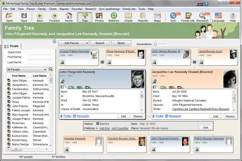 tree builder new release family tree builder 7 0 171 myheritage