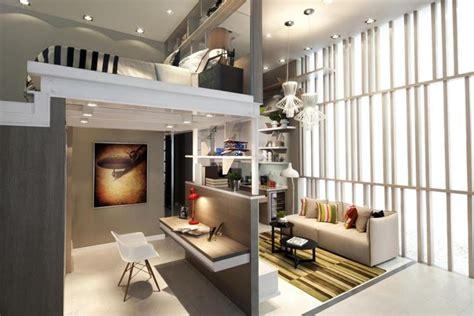 Loft Beds For Studio Apartments letto a soppalco matrimoniale soluzioni stilose e