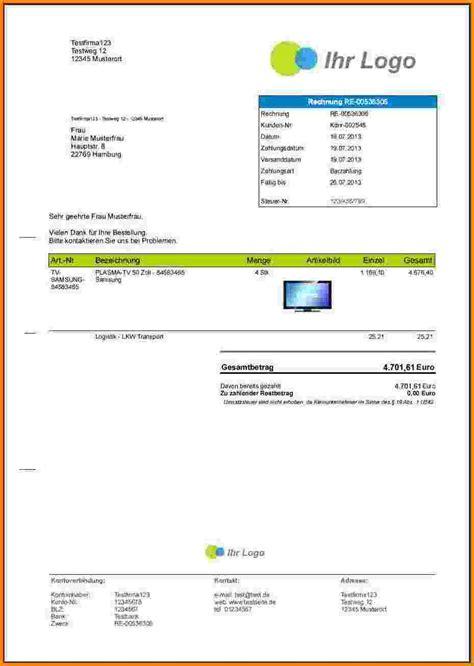 Musterrechnung Dienstleistung 5 Rechnung Schreiben Dienstleistung Muster Sponsorshipletterr