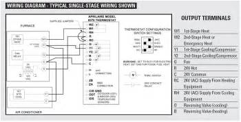 color code for heat thermostat wiring color free engine image for user manual