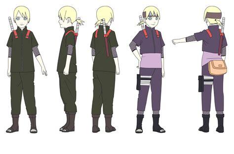 boruto list of characters inojin yamanaka boruto naruto the movie