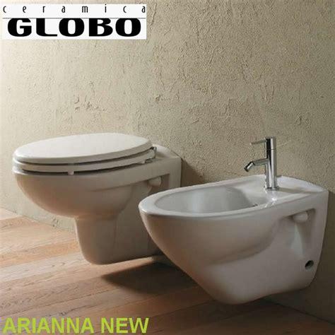sanitari bagno globo serie arianna globo coppia sanitari sospesi arianna