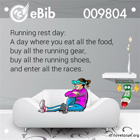 Buy All The Food Meme - running rest day a day where you eat all the food buy