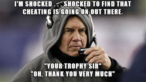 Bill Belichick Meme - bill belichick hate memes westword