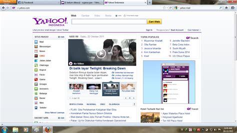 Membuat Website Seperti Yahoo | langkah langkah pembuatan email yahoo ryansujana