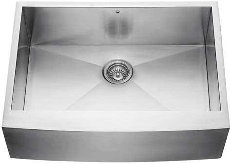 stainless steel sink with cutting board vigo vg3020c stainless steel 30 quot single basin undermount