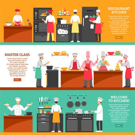 master di cucina banner orizzontale di classe master di cucina scaricare
