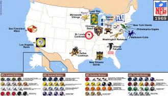 Nfl Team Map Of The United States by Nfl Teams Names Images Amp Pictures Becuo
