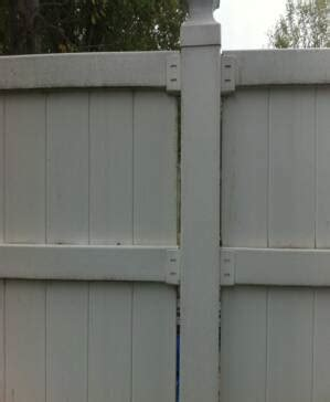 compare njps fences vs home depot lowes fencing free