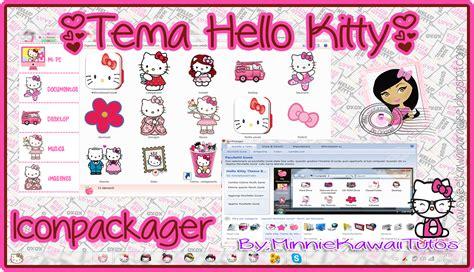 hello kitty windows 10 theme video search engine at tema hello kitty iconpackager by minniekawaiitutos on