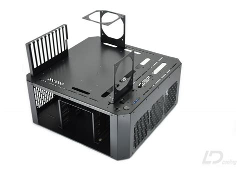 pc bench ld pc v4 bench table black ld cooling computer cases