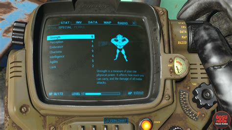 best for 4 best starting stats builds fallout 4
