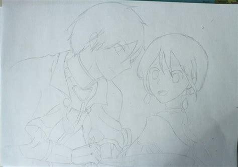 Sketches Zen App by Zen And Shirayuki Drawing Anime Amino
