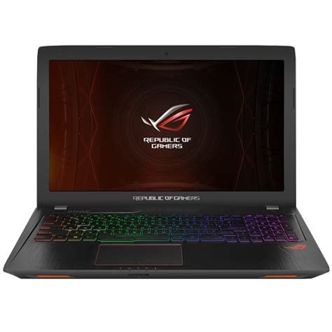 Semua Laptop Asus Rog asus rog gl553vd ds71 black laptop gaming