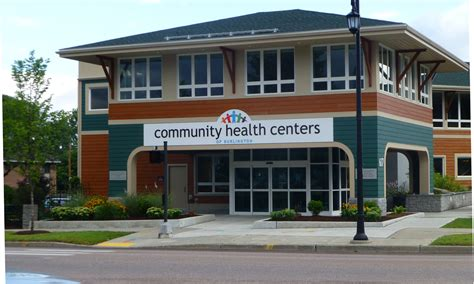 community health centers design signs inc