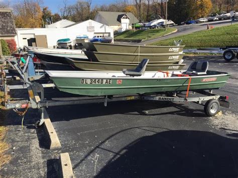 used lowe roughneck jon boats for sale used jon lowe boats for sale boats