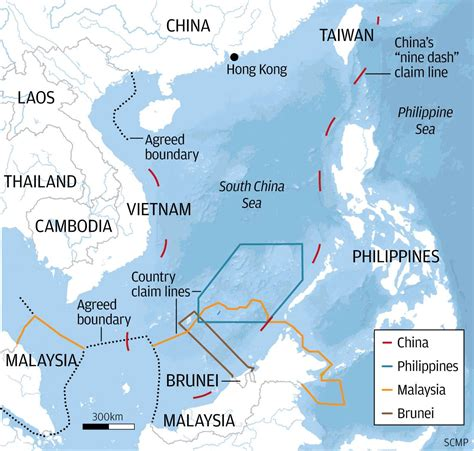 showdown in the south china sea how ruling by permanent