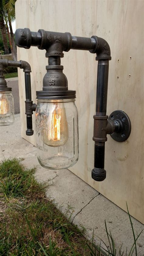 industrial pipe light fixture 25 best ideas about pipe lighting on