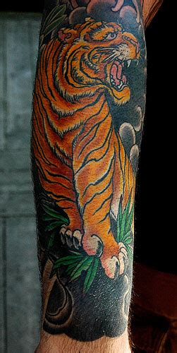 japanese tattoo rocks off the map tattoo tattoos traditional asian tiger