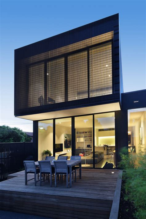 cube house by carr design contemporist