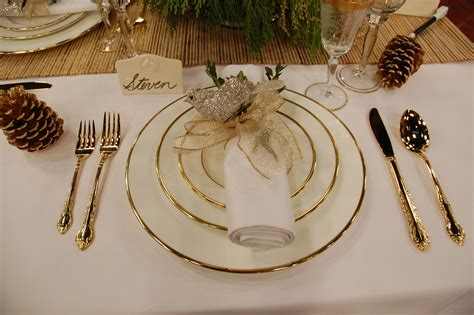 Beautiful Flatware 1 holiday table 2 festive looks steven and chris