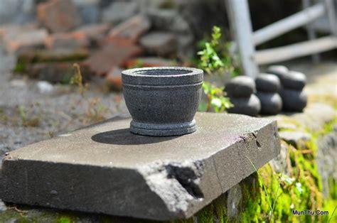 Alu Batu Ukuran Sedang 15 Cm cara membuat seorang diri batu candi