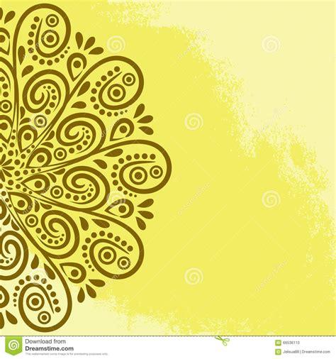background mandala stock vector image 66536110