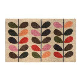 Orla Kiely Doormat by Orla Kiely Stem Print Doormat On Sale At Heals For The