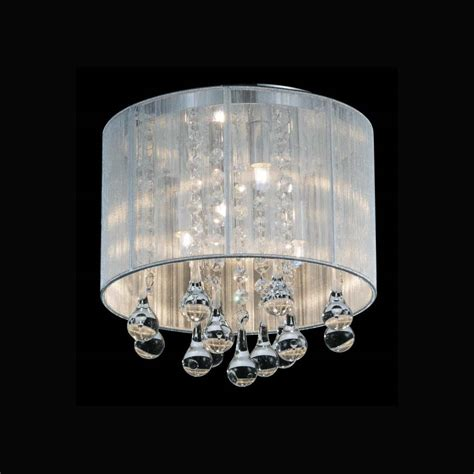 chrome crystal 4 light round ceiling chandelier brizzo lighting stores 10 quot gocce modern crystal round