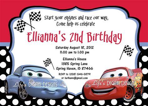disney cars invitation templates invite disney cars clipart clipart suggest