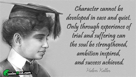 helen keller biography name ambition quotes with picture sayings about ambition