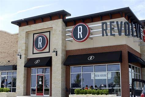 Revolve Pizza Kitchen revolve pizza kitchen recap