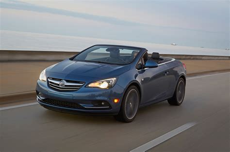 buick reviews 2016 buick cascada review