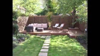 Easy Small Garden Design Ideas Easy Low Maintenance Garden Design Ideas