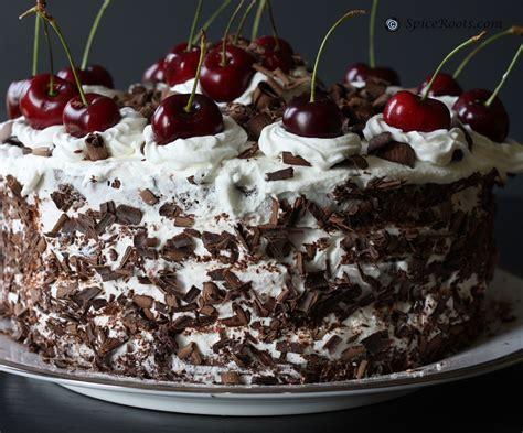 black forest cake black forest cake