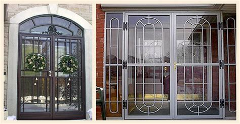 Secure House Windows Decorating Security Doors Security Screen Doors Southfield Mi Security Windows