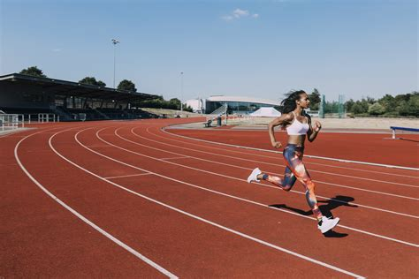 Exercise Shoes Track And Field Stretch Running