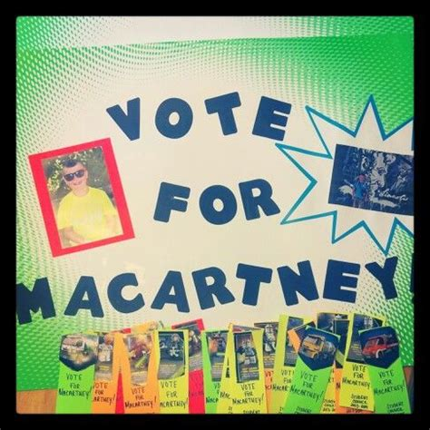Handmade Poster Ideas - 17 best images about student council ideas on