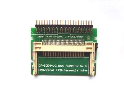 problem z adapterm cf to ide laptop toshiba s1410 elektroda pl