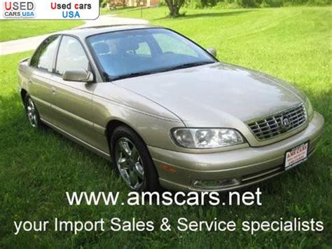 manual cars for sale 2001 cadillac catera electronic toll collection for sale 2001 passenger car cadillac catera indianapolis insurance rate quote price 4999