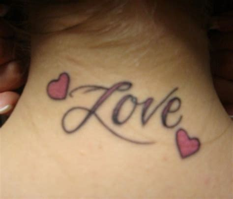 tattoo tattooz love heart tattoos for girls