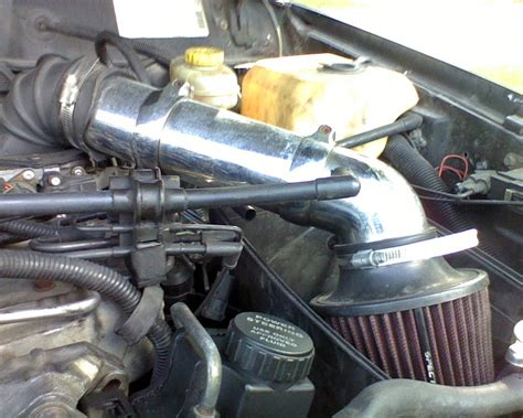 jeep xj cold air intake diy cold air intake 89 xj jeep forum