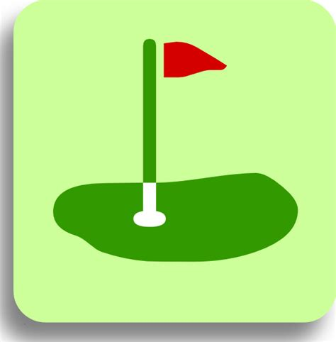 golf clipart golf clip at clker vector clip