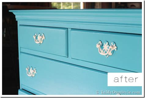 How To Paint Drawers by How To Paint Furniture Wooden Chest Of Drawers In