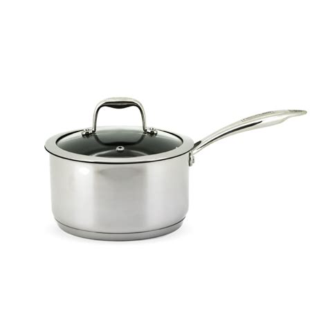 Moorlife Biochef Sauce Pan 20cm neoflam stainless steel 18cm and 20cm non stick sauce pan