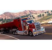 American Truck Simulator Efsanevi Kenworth W900